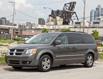 Our View 2010 Dodge Grand Caravan