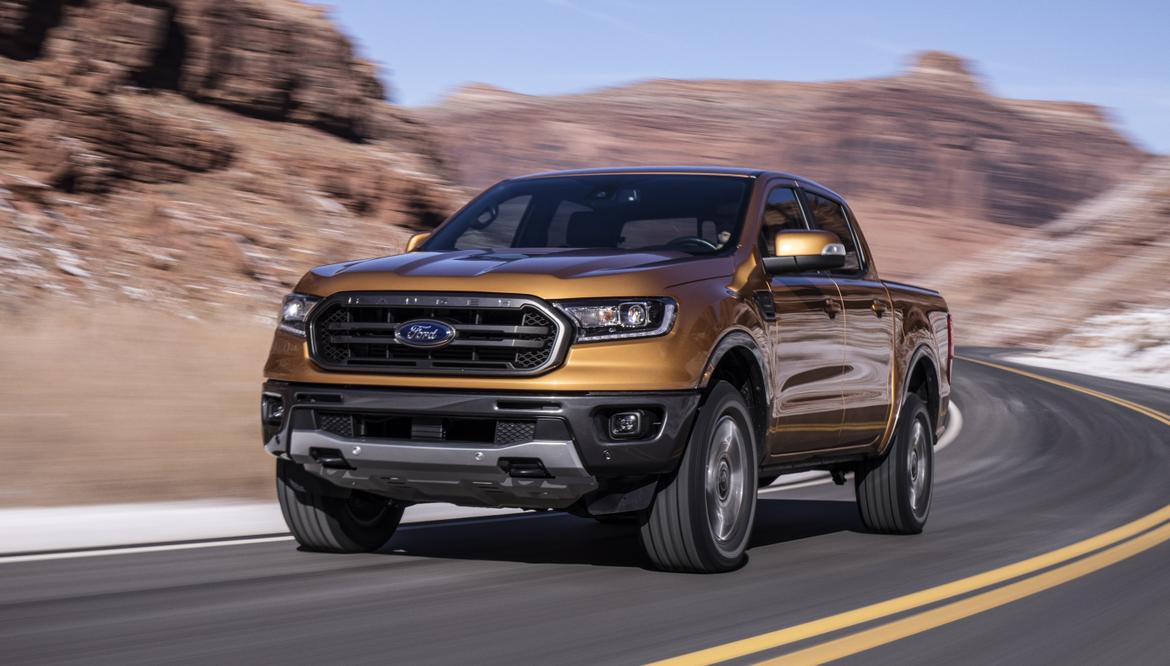 01-<a href=https://www.sharperedgeengines.com/used-ford-engines>ford</a>-ranger-2019-angle--dynamic--exterior--front--mountains--
