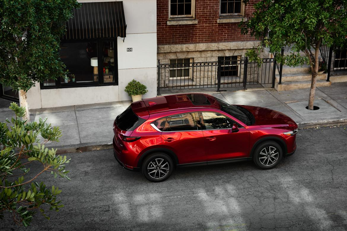 The 2017 Mazda CX-5 got a reboot: Here's what it costs