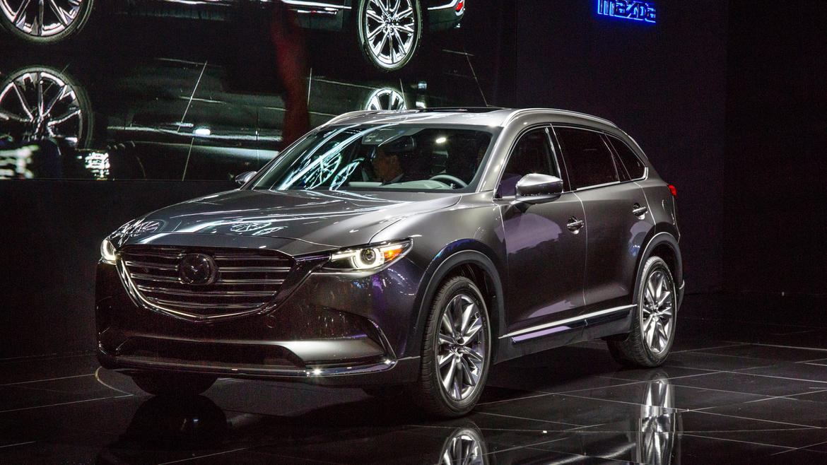 2018 mazda cx 9 what 39 s changed news. Black Bedroom Furniture Sets. Home Design Ideas