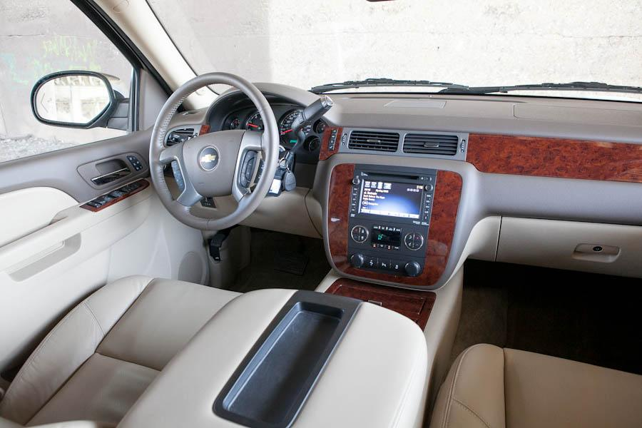 2013 Chevrolet Tahoe  Our Review  Carscom