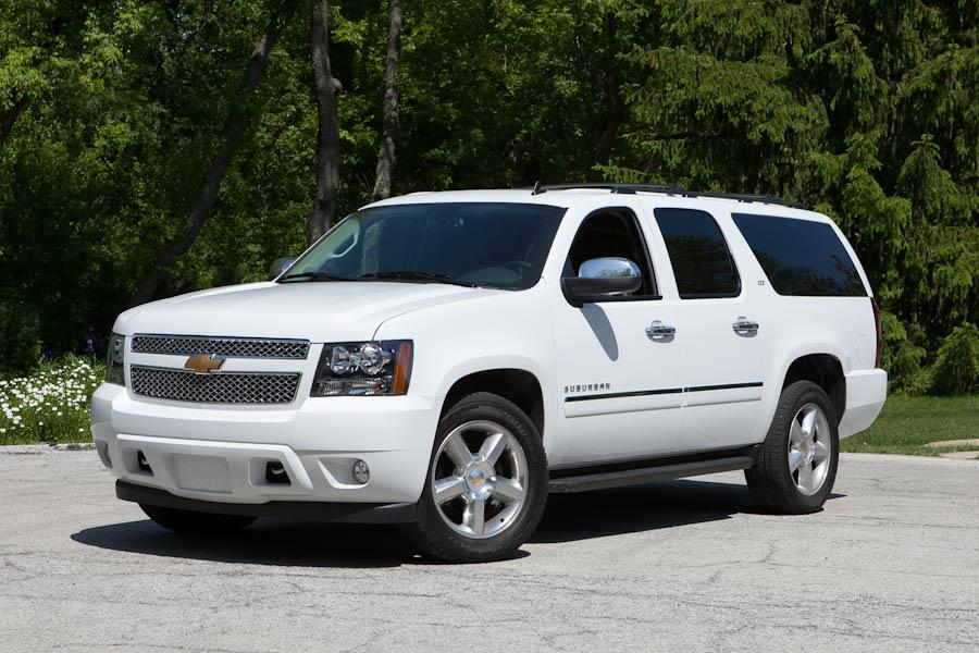 2013 chevrolet suburban our review. Black Bedroom Furniture Sets. Home Design Ideas