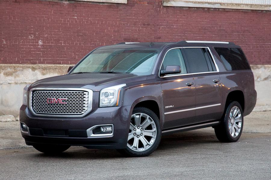 2015 gmc yukon xl our review. Black Bedroom Furniture Sets. Home Design Ideas