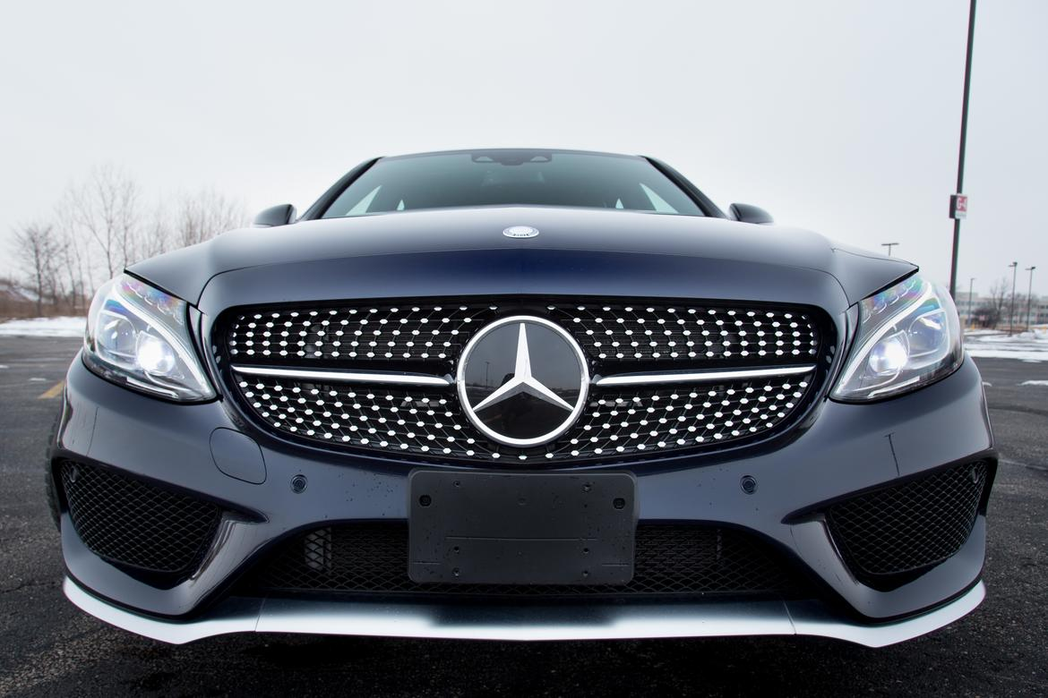 2016 mercedes benz c450 amg photo gallery news for Mercedes benz car picture gallery