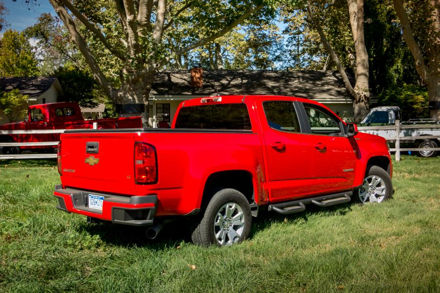 2016 chevrolet colorado our review. Black Bedroom Furniture Sets. Home Design Ideas