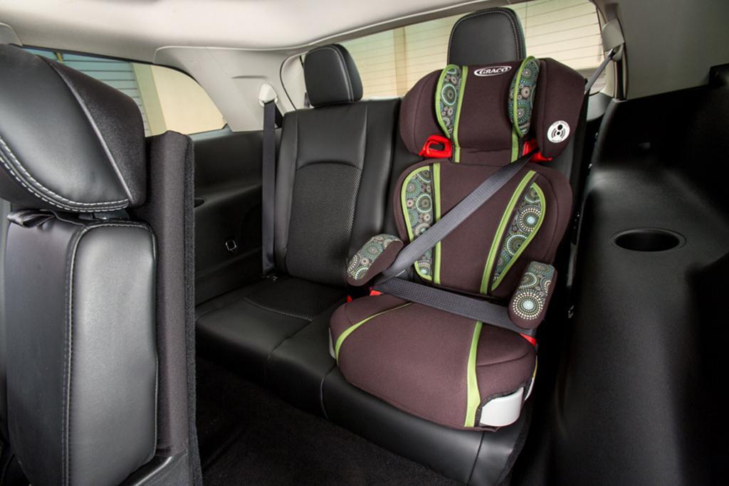Dodge Journey 2nd Row Bucket Seats