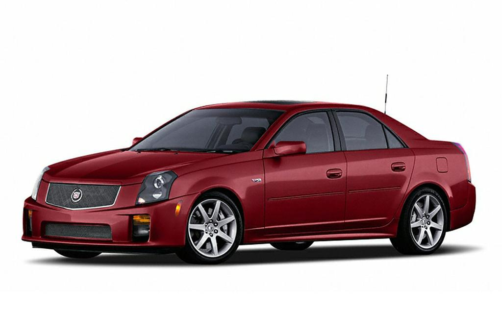 recall alert 2004 2007 cadillac cts v news. Black Bedroom Furniture Sets. Home Design Ideas