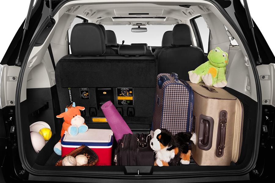 Our View: 2015 Toyota Sienna