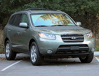 2007 Hyundai Santa Fe - Our Review | Cars.com