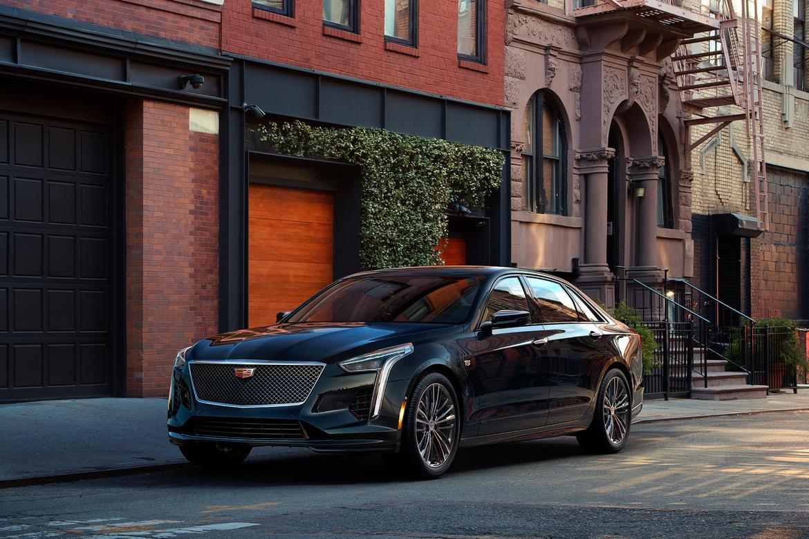 The 2019 Cadillac Ct6 V Sport Is Your New Sleeper Sedan News