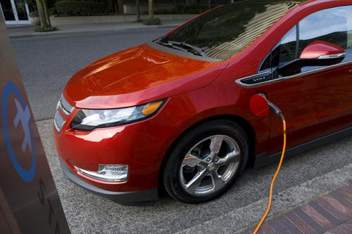 Chevy Volt Won T Qualify For Hov Lane Or 5 000 Rebate In California