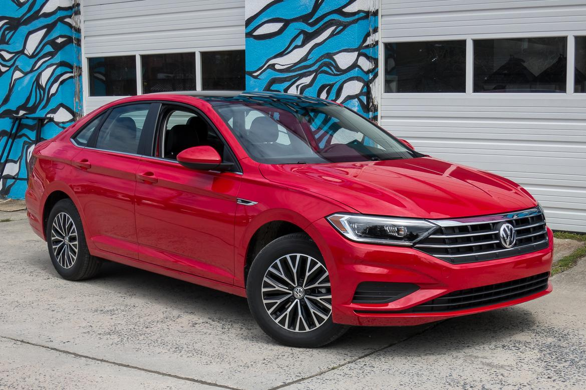 2019 Volkswagen Jetta First Drive Reconfigured To Take On