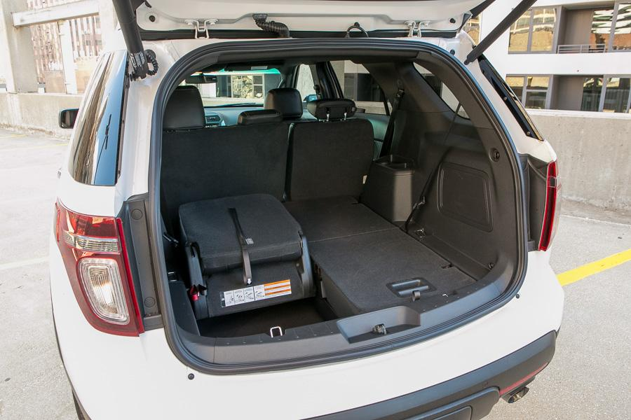 2013 ford explorer our review. Black Bedroom Furniture Sets. Home Design Ideas
