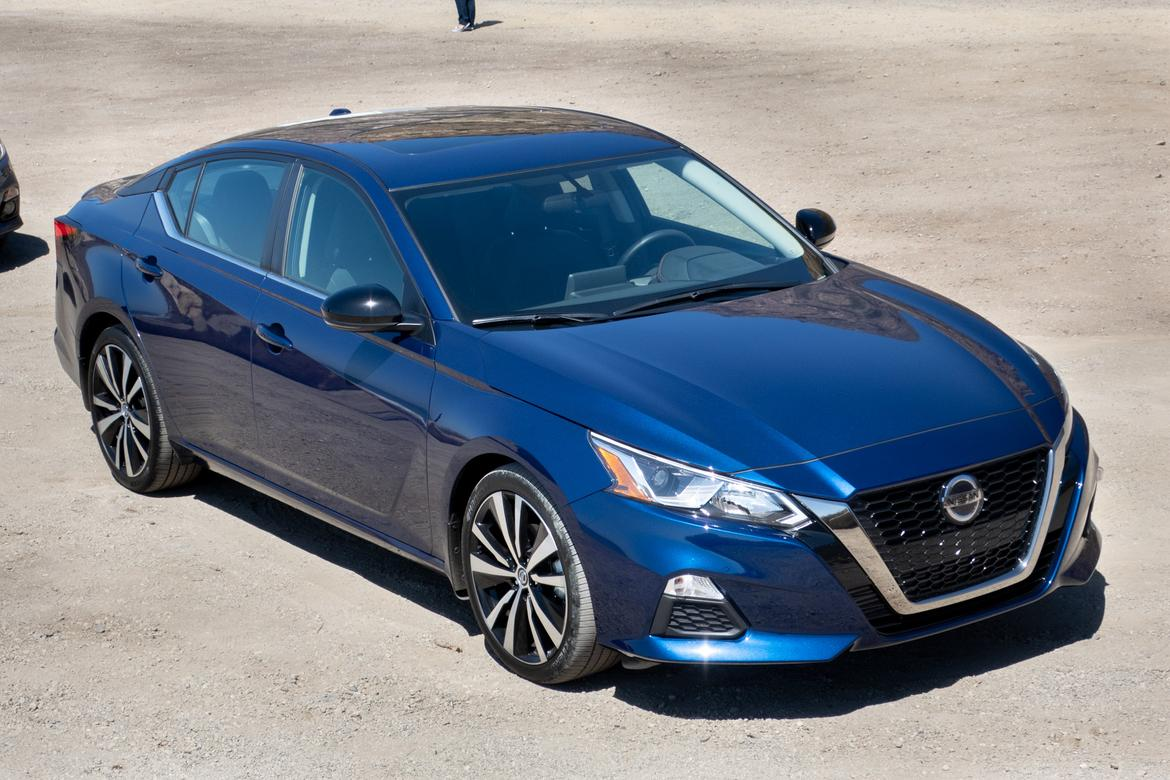 Awd Cars For Sale >> 2019 Nissan Altima First Drive: When Better Isn't Enough | News | Cars.com
