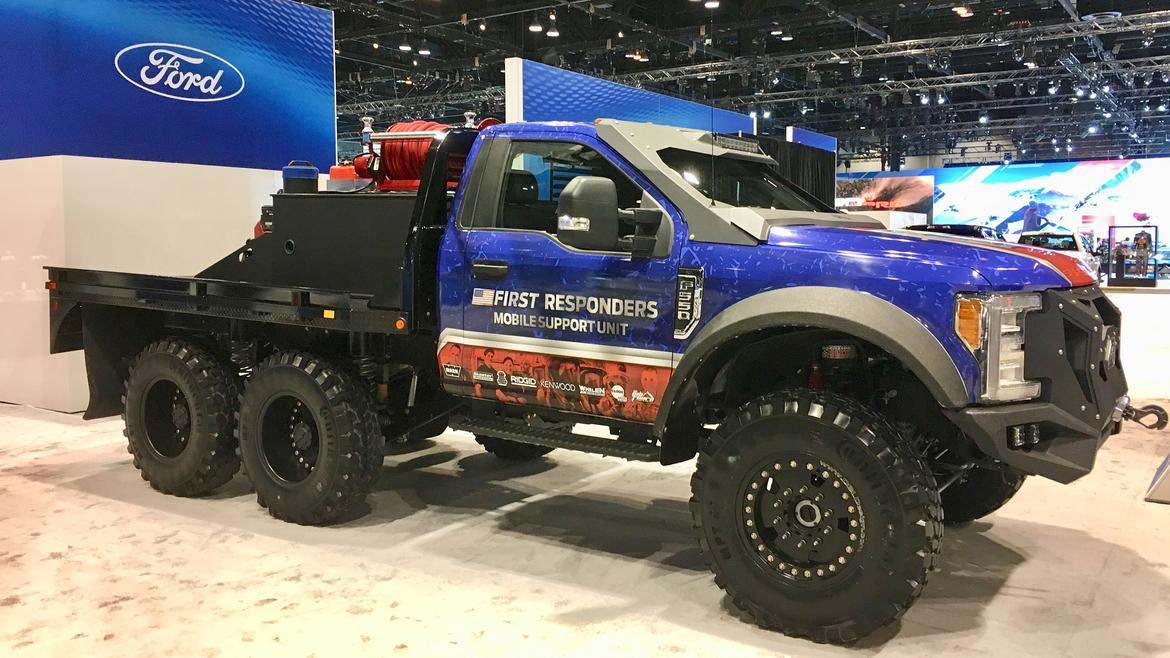 chicago auto show truck roundup tops what 39 s new on news. Black Bedroom Furniture Sets. Home Design Ideas
