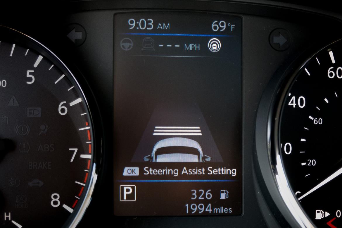 Nissan ProPilot Assist
