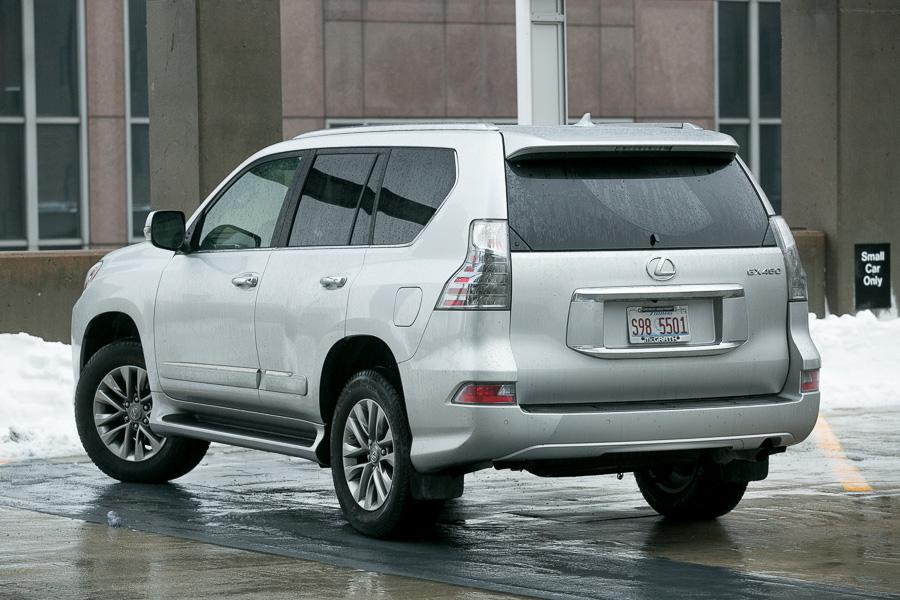 2015 lexus gx 460 our review. Black Bedroom Furniture Sets. Home Design Ideas