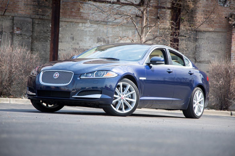 Original 2015 Jaguar XF Review