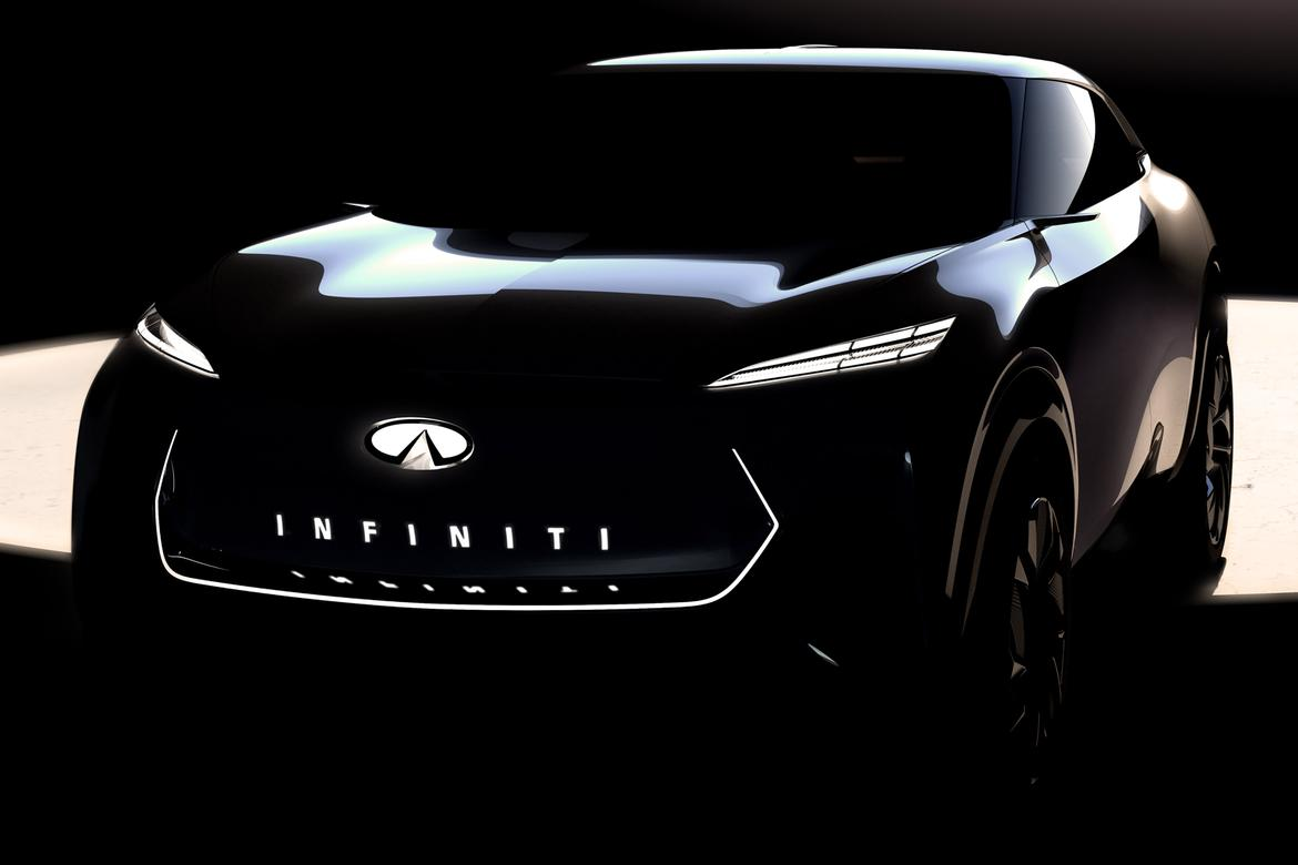 Infiniti Celebrates Detroit Past With Concept For Its Electric