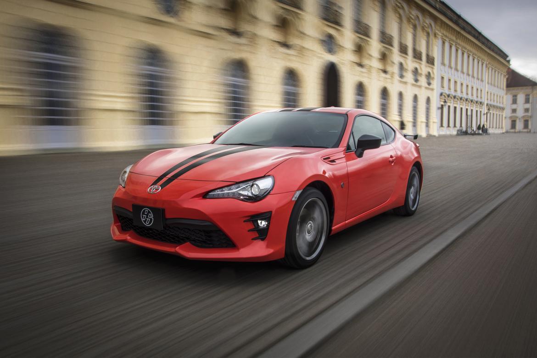 Toyota 86 Gets Dressed-Up 860 Special Edition | News | Cars.com