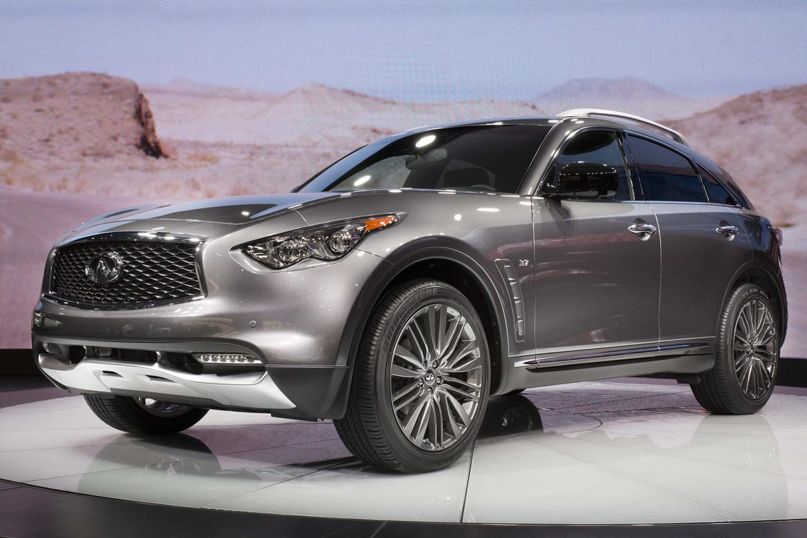 infinity infiniti everyday reviews suv not drive first your suvs