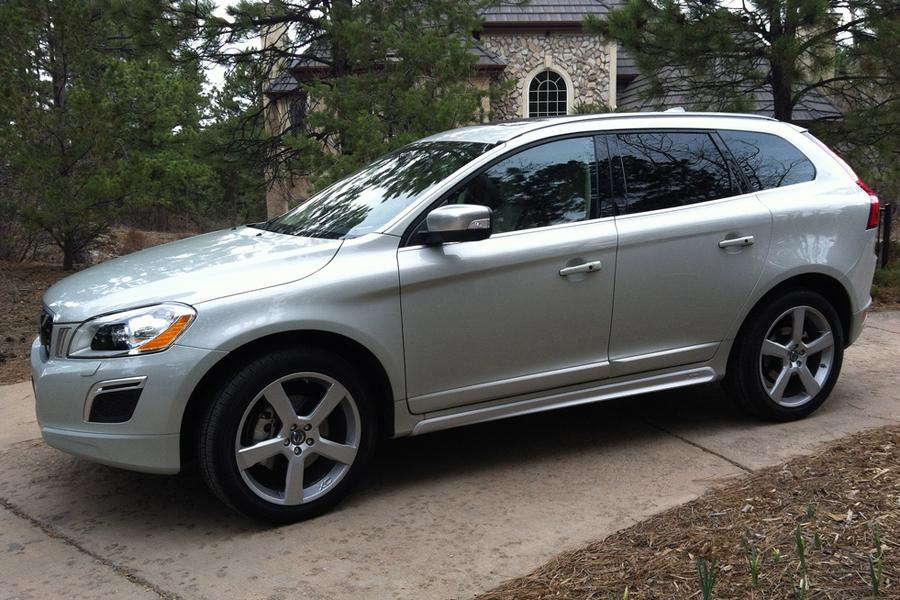2012 volvo xc60 our review. Black Bedroom Furniture Sets. Home Design Ideas