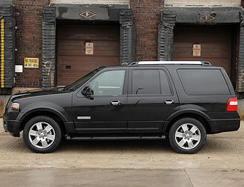 2008 Ford Edge Transmission >> 2008 Ford Expedition - Our Review | Cars.com