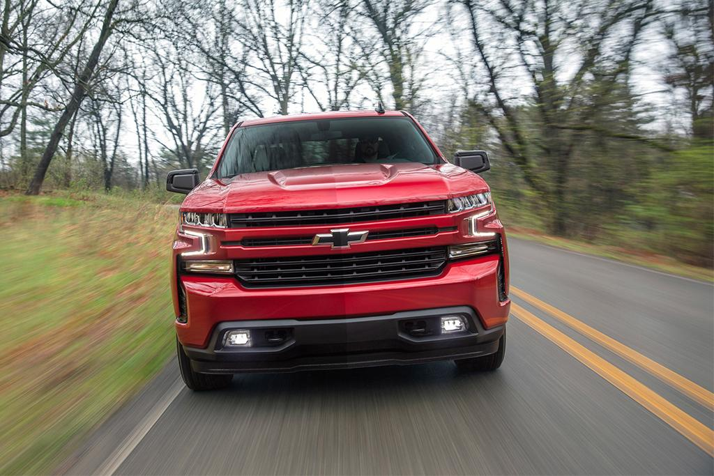 2019 Chevy Silverado's Fuel-Saving Tech Tops What's New on ...