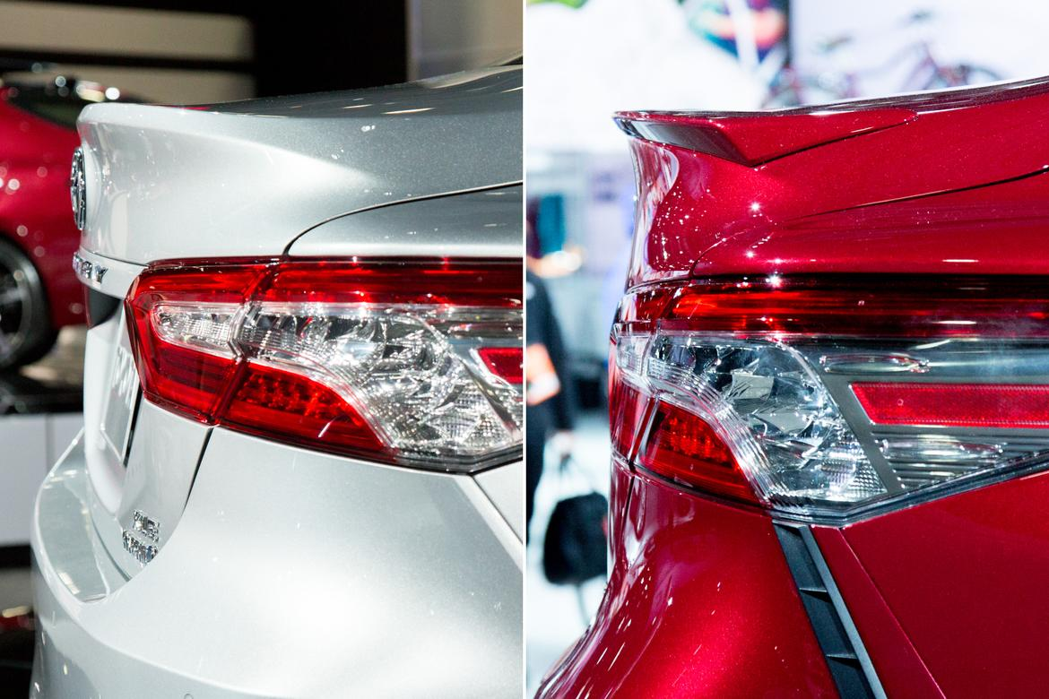 How the 2018 Toyota Camry's Trims Look Different | News ...
