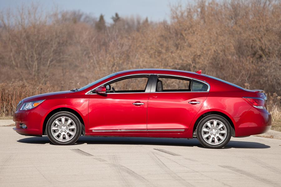 2013 buick lacrosse our review. Cars Review. Best American Auto & Cars Review