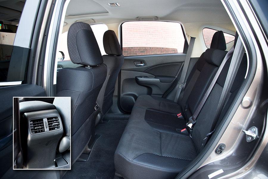 2016 Honda CR-V - Our Review | Cars.com