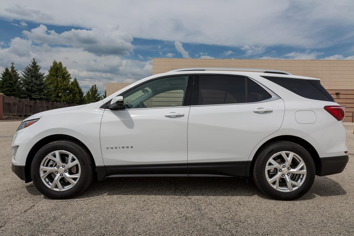 2018 Chevrolet Equinox Our Review Cars Com
