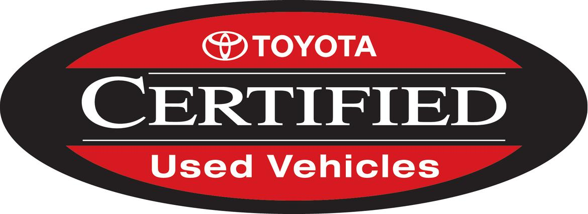 Toyota Certified Pre-Owned Program Logo