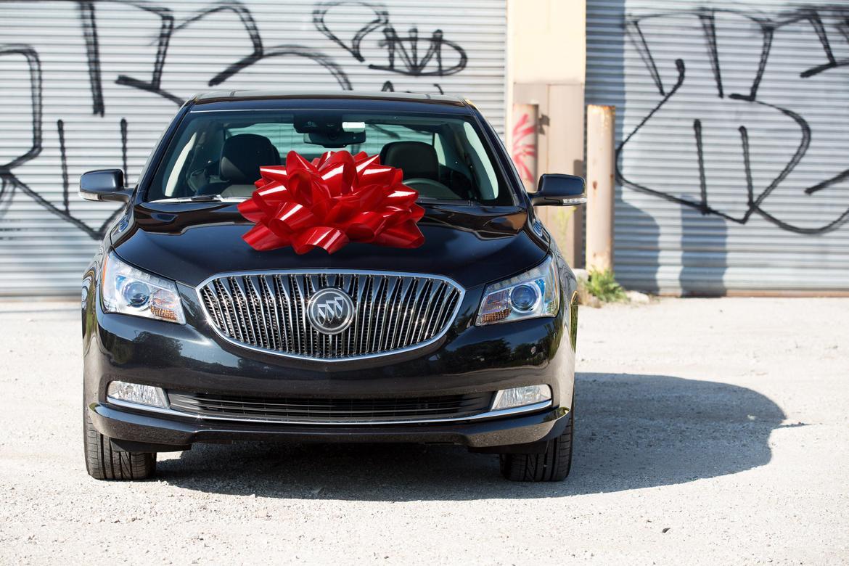 holiday car deals? strong sales might make automakers say bah humbug