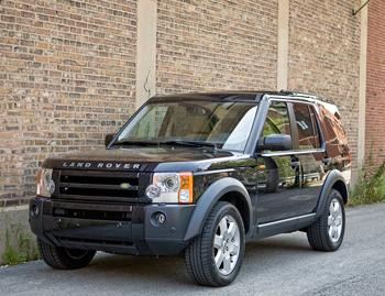 2008 land rover lr3 our review. Black Bedroom Furniture Sets. Home Design Ideas
