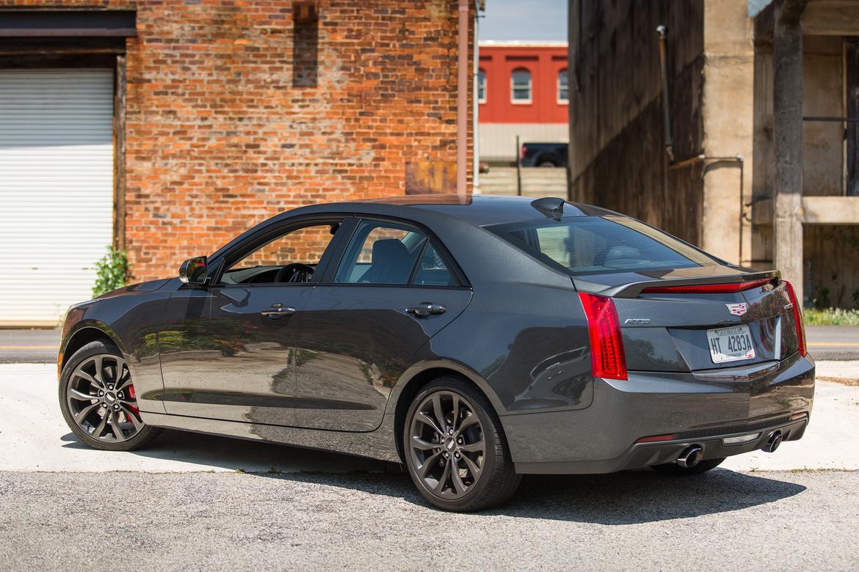 2017 Cadillac ATS - Our Review   Cars.com