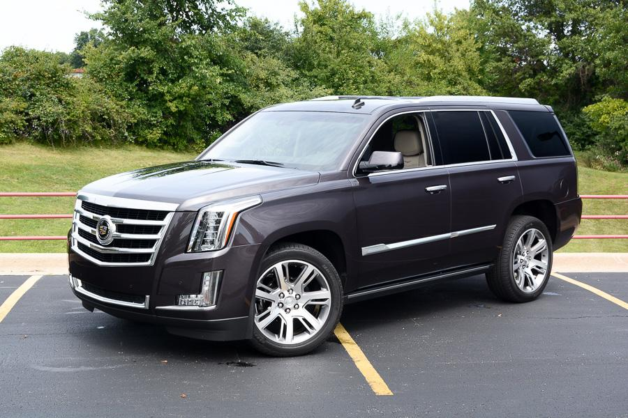 2015 Cadillac Escalade Our Review Cars Com