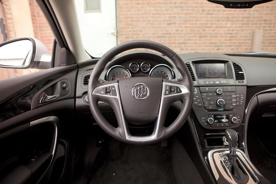 2012 Buick Regal Our Review Cars Com