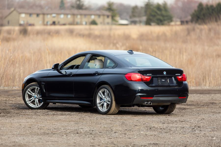 2015 Bmw 428 Gran Coupe Our Review Cars Com
