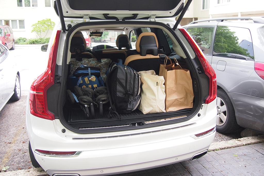 2016 volvo xc90 family road trip all star news. Black Bedroom Furniture Sets. Home Design Ideas