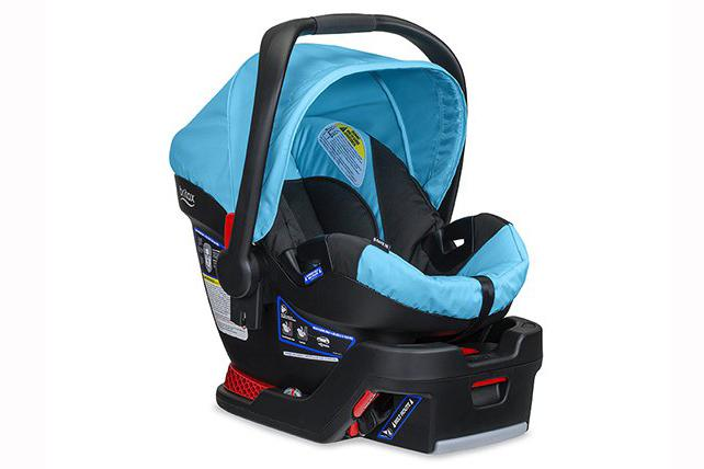 Britax B Safe Infant Car Seats Recall Alert