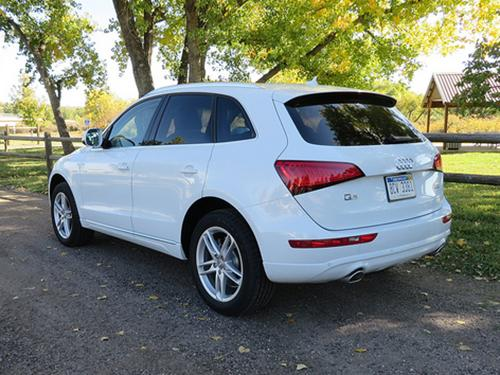Audi Q TDI Family Review Checklist News Carscom - Audi q5 family car