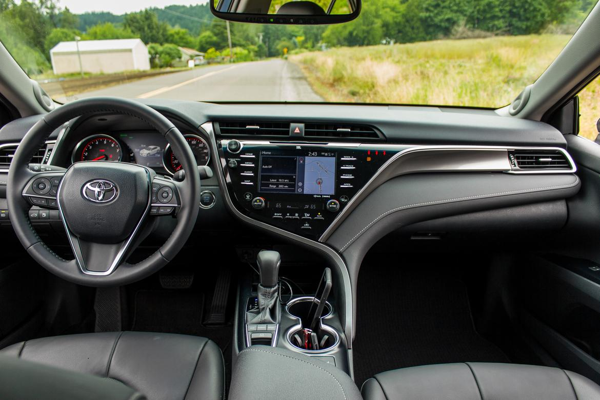 2018 Toyota Camry Review: First Drive - Ken Shaw Toyota