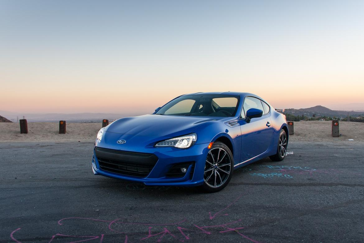 2017 Subaru Brz Our Review Cars Com