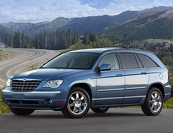 2007 chrysler pacifica our review. Black Bedroom Furniture Sets. Home Design Ideas