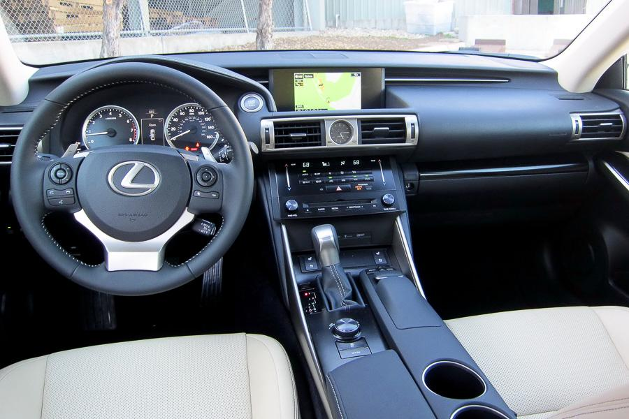 Our View: 2015 Lexus IS 250