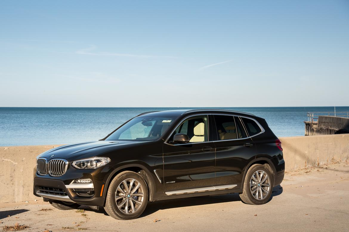 2018 bmw x3 our review. Black Bedroom Furniture Sets. Home Design Ideas