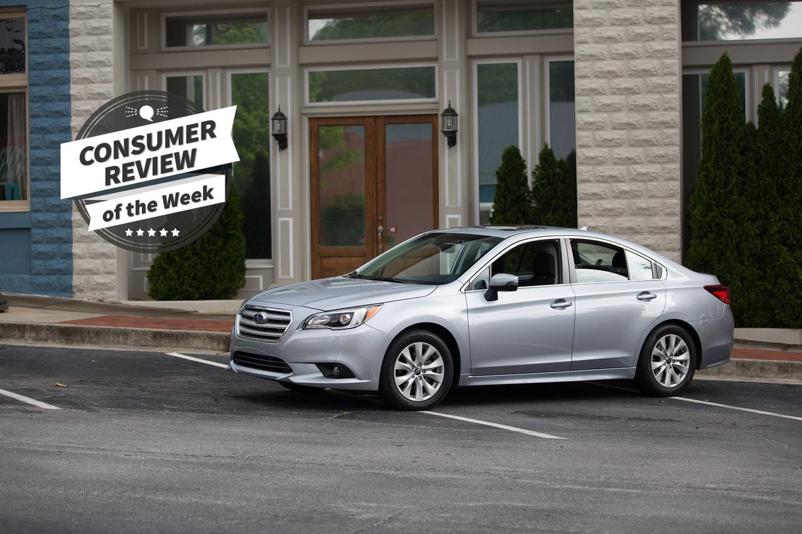 consumer review of the week 2016 subaru legacy news. Black Bedroom Furniture Sets. Home Design Ideas