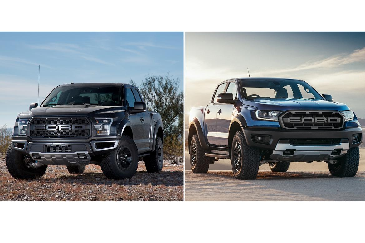 Would You Rather, Ford Edition: F-150 Raptor or Ranger ...