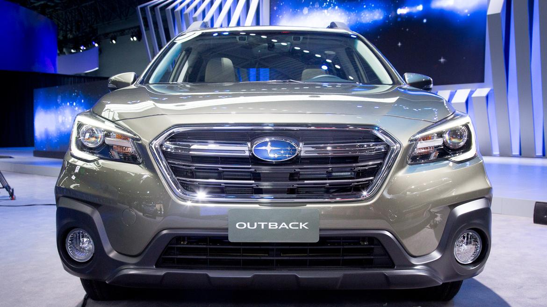 2017 Subaru Outback Overview  Carscom